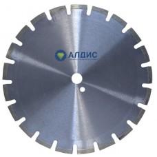 Алмазный диск 300 мм по асфальту